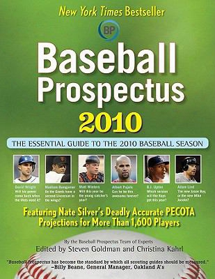 Baseball Prospectus: The Essential Guide To The 2010 Baseball Season
