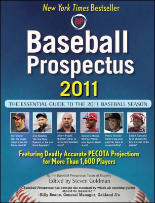 Baseball Prospectus: The Essential Guide To The 2011 Baseball Make Palatable