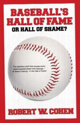 Baseball's Hall Of Fame Or Hall Of Shame?