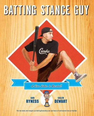 Batting Stance Guy: A Cupid Letter To Baseball