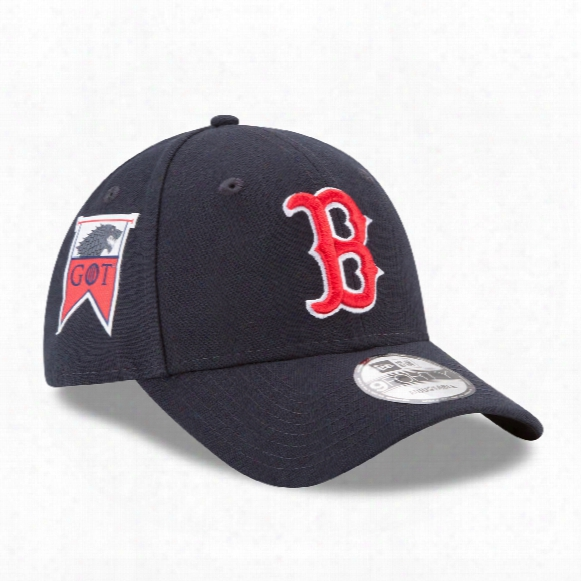 Boston Red Sox Game Of Thrones 9forty Cap