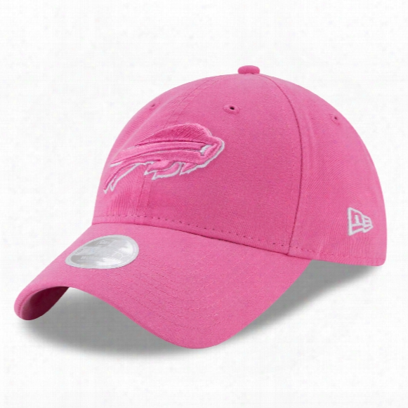 Buffalo Bills Nfl Women's Preferred Pick Relaxed Fit 9twenty Cap - Pink