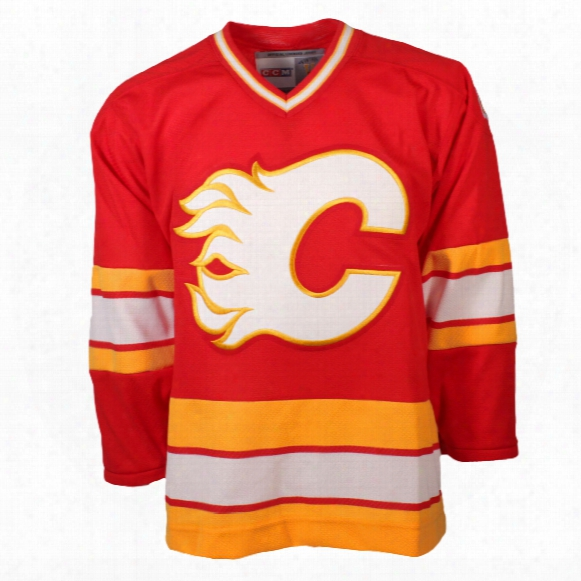 Calgary Flames Vintage Replica Jersey 1989 (away)