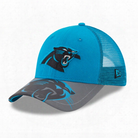 Carolina Panthers Juvenility Mega Flect 9forty Cap