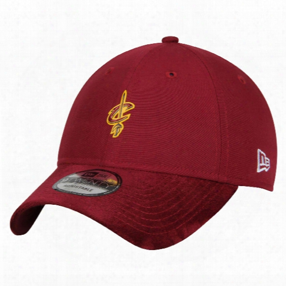 Cleveland Cavaliers New Era 2017 Nba Draft Official On Court Collection 9twenty