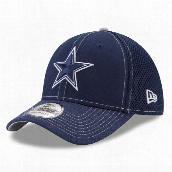 Dallas Cowboys Nfl New Era Shadow Burst 39thirty Cap
