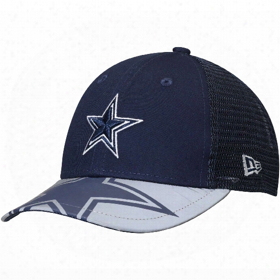 Dallas Cowboys Youth Mega Flect 9forty Cap