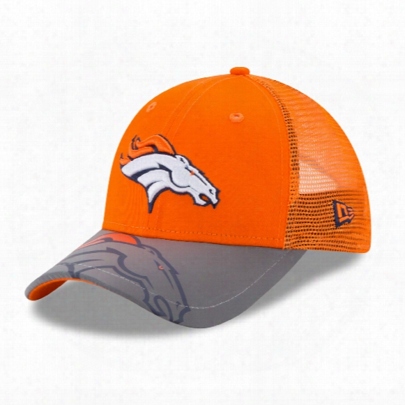 Denver Broncos Youth Mega Flect 9forty Cap
