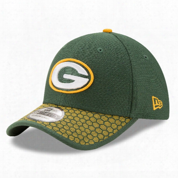 Green Bay Packers 2017 Nfl On Field 39thirty Cap