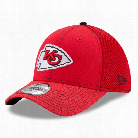 Kansas City Chiefs Nfl New Era Shadow Burst 39thirty Cap