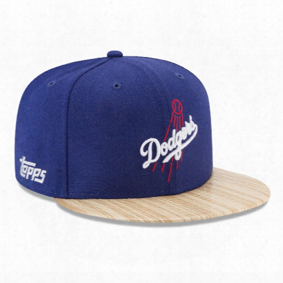 Los Angeles Dodgers Cooperstown Mlb X Topps 1987 9fifty Snapback Cap