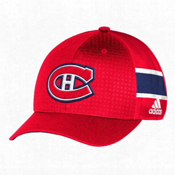 Montreal Canadiens Nhl 2017 Adidas Official Draft Day Cap