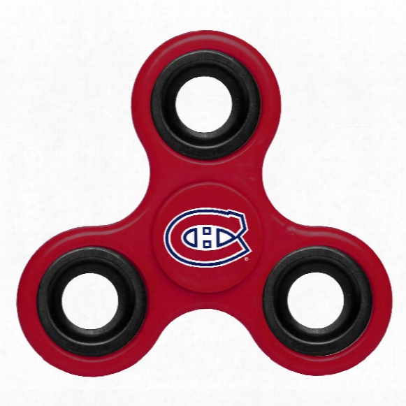 Montreal Canadiens Nhl 3-way Diztracto Spinner