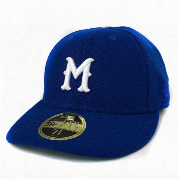 Montreal Royals Low Profile 59fifty Cap (ij Exclusive)