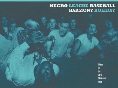 Negro League Baseball [with Cd (audio)]