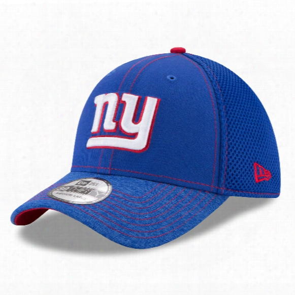 New York Giants Nfl New Era Shadow Burst 39thirty Cap
