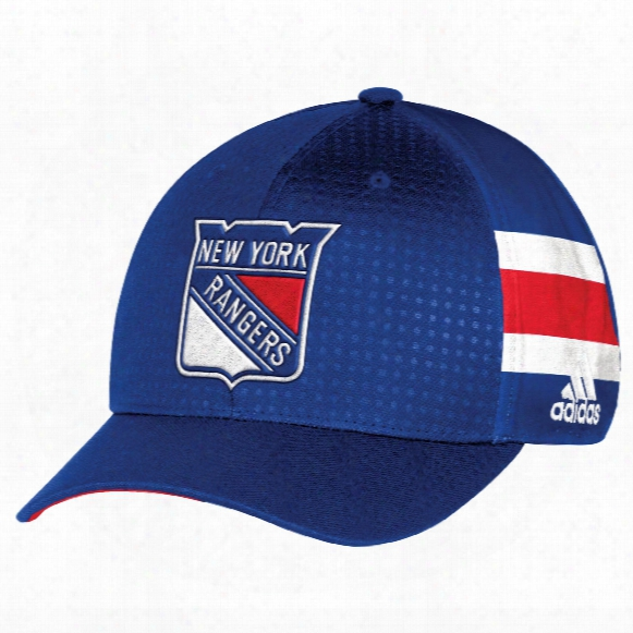 New York Rangers Nhl 2017 Adidas Official Draft Day Cap