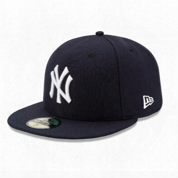 New York Yankees 2017 59fifty Authentic Fitted Performance Game Mlb Baseball Cap