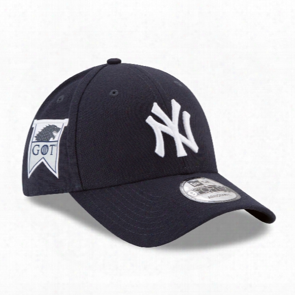 New York Yankees Game Of Thrones 9forty Cap