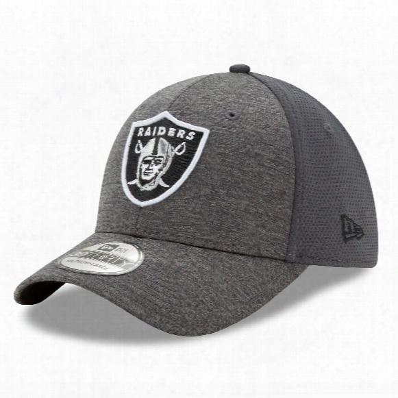 Oakland Raiders Nfl New Era Shadowed Team 39thirty Cap