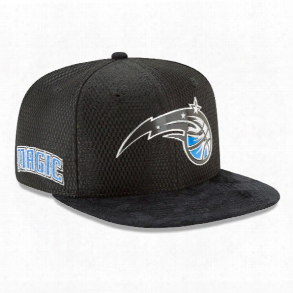 Orlando Magic New Era Nba 2017 On Court Collection Draft 9fifty Snapback Cap