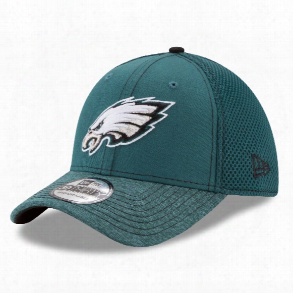 Philadelphia Eagles Nfl New Era Shadow Burst 39thirty Cap