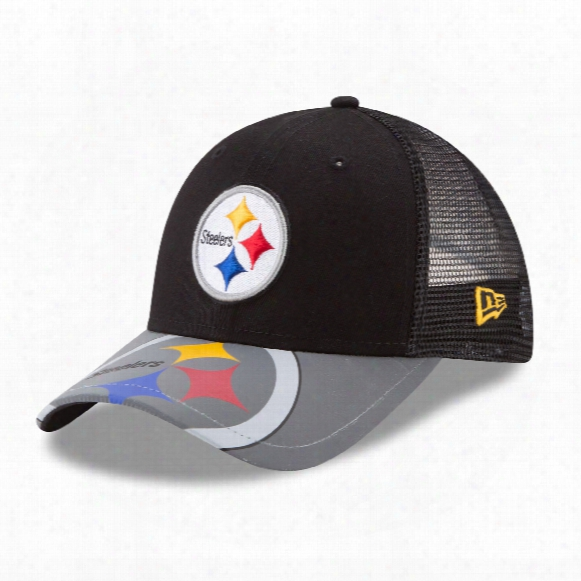 Pittsburgh Steelers Youth Mega Flect 9forty Cap