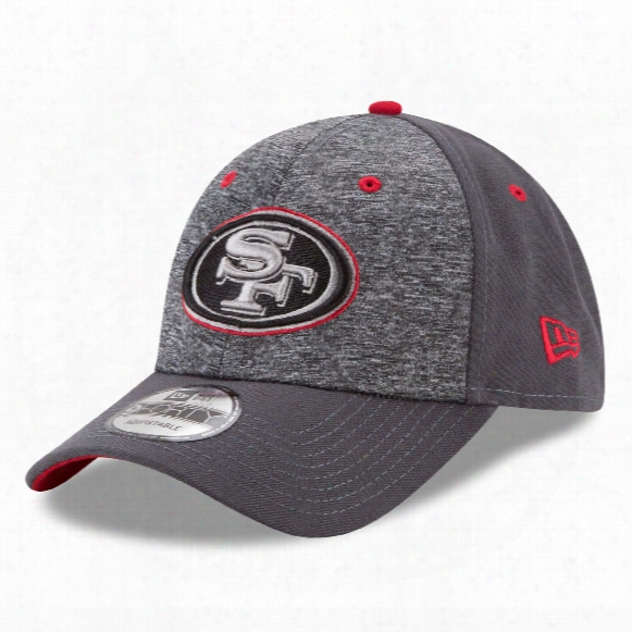 San Francisco 49ers The League Shadow 2 9forty Cap