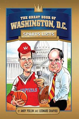 The Great Book Of Washington, D.c. Sports Lists