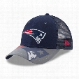 New England Patriots YOUTH Mega Flect 9FORTY Cap