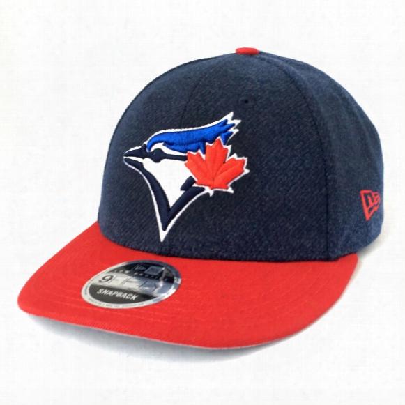 Toronto Blue Jays Mlb Classic Trim Low Profile 9fifty Snapback Cap