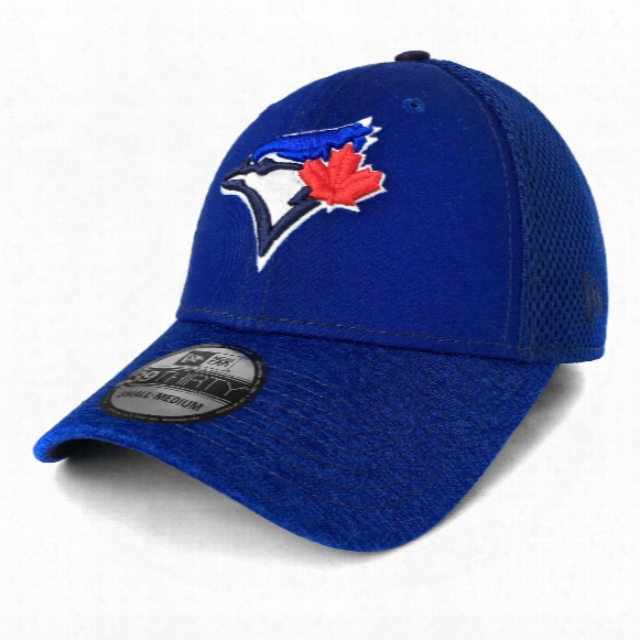 Toronto Blue Jays Mlb New Era Shadow Burst 39thirty Cap