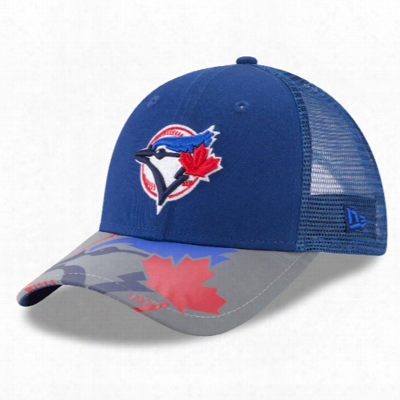 Toronto Blue Jays Youth Mega Flect 9forty Cap