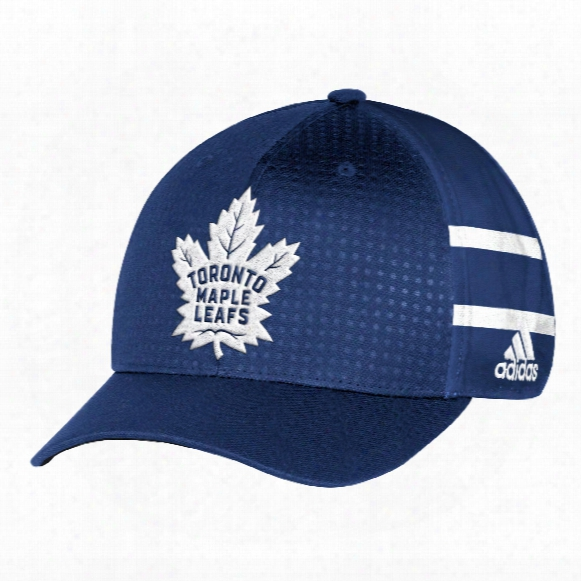 Toronto Maple Leafs Nhl 2017 Adidas Official Draft Day Cap