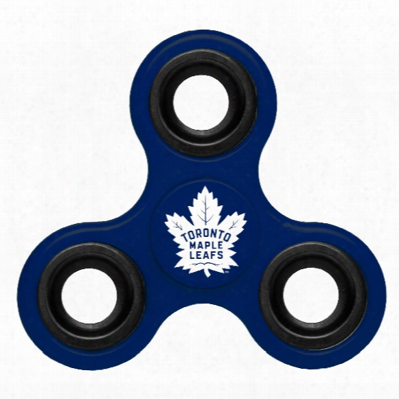Toronto Maple Leafs Nhl 3-way Diztracto Spinner