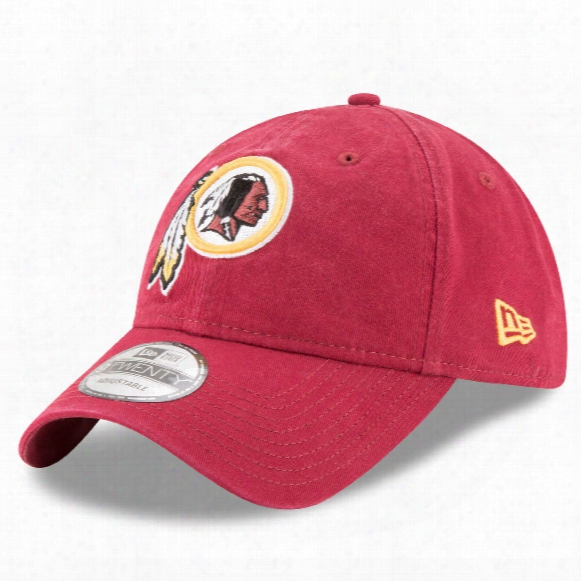 Washington Redskins Core Classic Primary Relaxed Fit 9twenty Cap