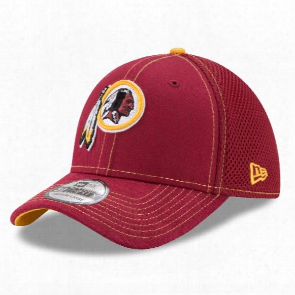 Washington Redskins Nfl New Era Shadow Burst 39thirty Cap