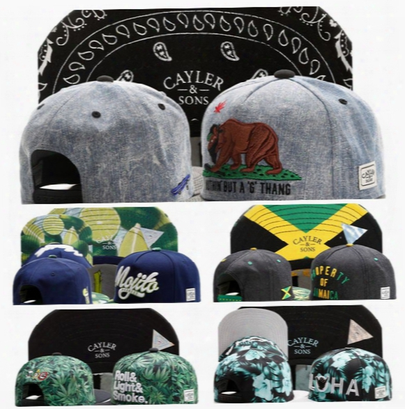 2015 Adjustable Cayler & Sons Snapbacks Hats Snapback Caps Cayler And Sons Hat Baseball Hats Last Kings Cap Hater Diamond Snapback Cap