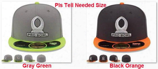 2015 New Arrivals Pro Bowl Fitted Caps Top Quality Nf Brand Baseball Football Cap 100% Cotton Mens Size Hats, Free Shipping