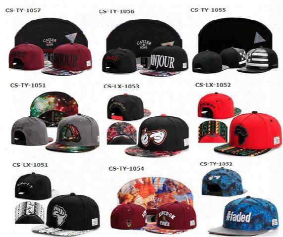 2015 New Cayler & Sons Flagged Us Adjustable Snapbacks Baseball Cap Hats,cheap Holy Brooklyn Wild Style Caps Hat,label Rasta Power Headwears