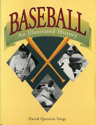 Baseball: Illustrated History-ppr.
