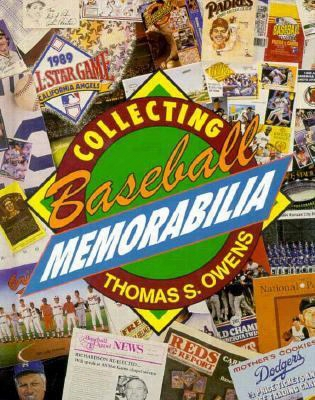Collecting Baseball Memorabili