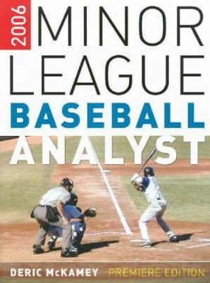 Deric Mckamey's Minor League Baseball Analyst