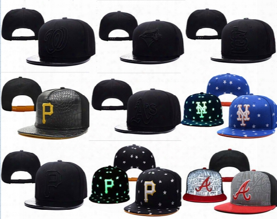 Hot Selling Men's Women's Basketball Snapback Baseball Snapbacks All Teams Football Hats Man Sports Hat Flat Hip Hop Caps Thousands Styles