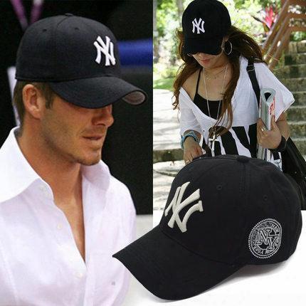 Men And Women Outdoor Baseball Cap Hat Leisure Cap Surge Peaked Cap