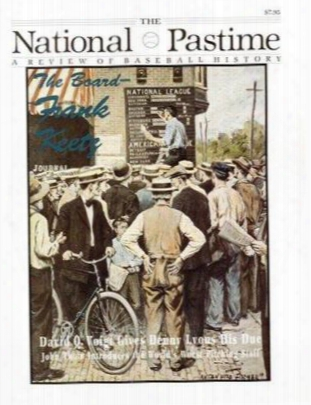 National Pastime, #13, 1993: A Review Of Baseball History