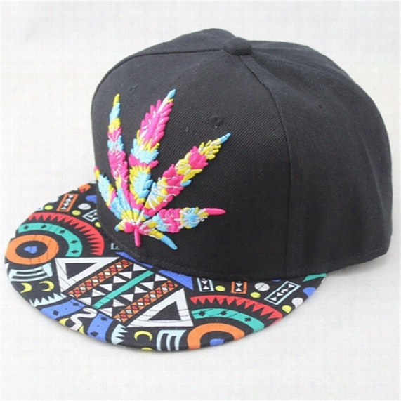 Sport Baseball Hats Men Women Snapbacks Snapback Caps Mens Maple Leaf Hip Hop Cap 2016 Hiphop Sports Ball Hat Gifts Wholesale Fashion New