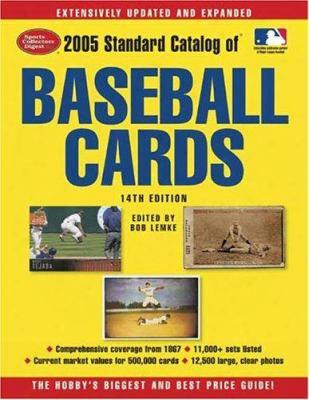 Standard Catalog Of Baseball Cards