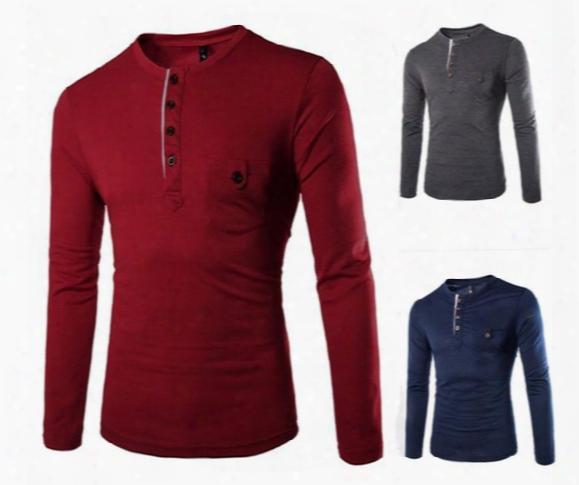 T Shirt Men Long Sleeve T Shirt Baseball Sport O Nackbrand Foshion New Men T Shirt