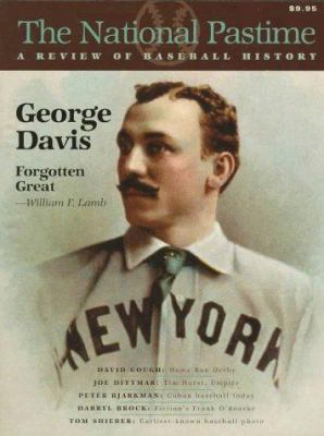 The National Pastime, Volume 17: A Review Of Baseball History